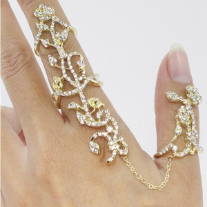 Oklopni cvjetni prsten