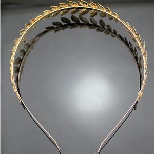 Rajf za kosu maslinova grančica