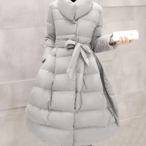 Topla zimska jakna A kroja