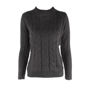 Pleteni casual pulover