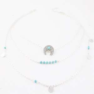 Set boho mini 3 ogrlice