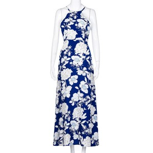 Maxi cvjetna haljina
