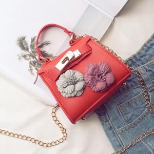 Mini Kelly torbica s cvijećem