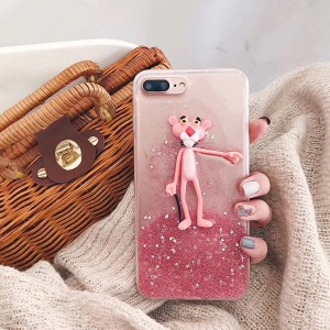 3D Pink Panther maska za iPhone