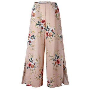 Cvjetne palazzo hlače