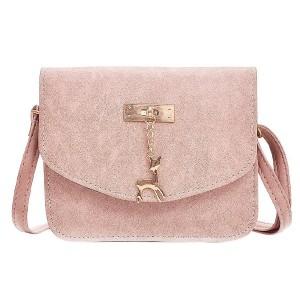 Mala poštarska torbica s lane privjeskom