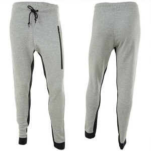 Casual hlače s bočnim zipperom
