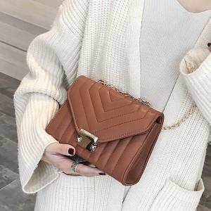 Mala poštarska torbica s lancem