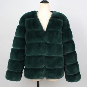Mekana rebrasta zimska bunda