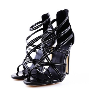 Gladiator sandale na petu