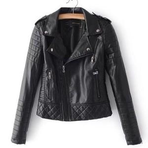 Vintage motoristička kožna jakna