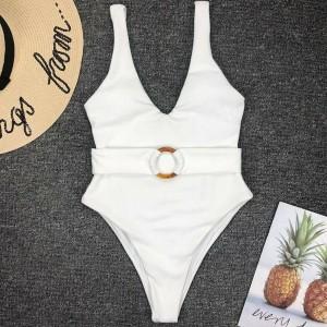 Luksuzni jednodijelni kupaći s kopčom *limitirana kolekcija*