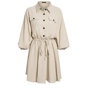 Mini lanena košulja haljina *limitirana kolekcija*