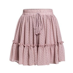 Mini točkasta lepršava suknja *limitirana kolekcija*