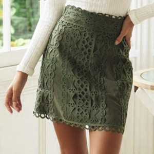 Vintage mini suknja s čipkom *limitirana kolekcija*