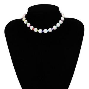 Masivna biserna ogrlica razni modeli